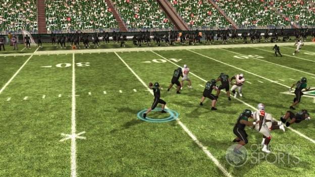 NCAA Football 09 Screenshot #643 for Xbox 360