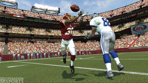 Madden NFL 08 Screenshot #9 for Xbox 360