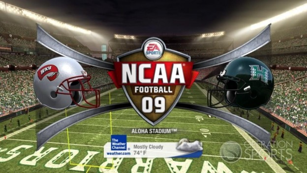 NCAA Football 09 Screenshot #646 for Xbox 360