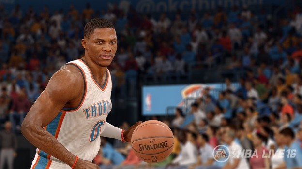 NBA Live 16 Screenshot #6 for PS4