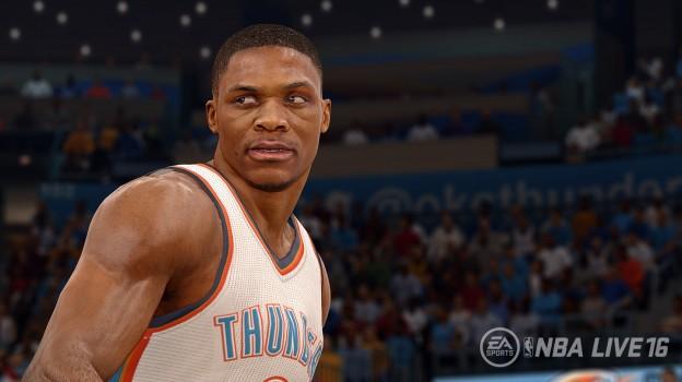 NBA Live 16 Screenshot #8 for PS4