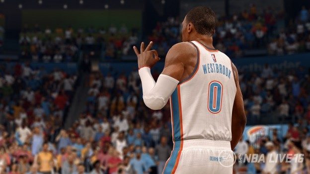 NBA Live 16 Screenshot #3 for Xbox One