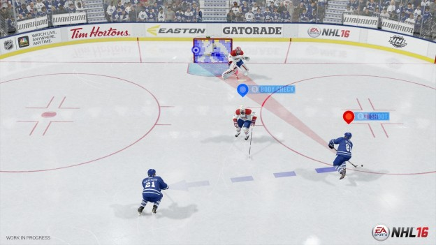 NHL 16 Screenshot #5 for PS4