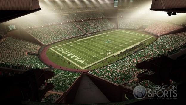 NCAA Football 09 Screenshot #648 for Xbox 360