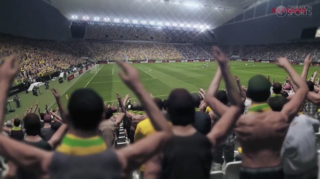 PES 2016 Screenshot #1 for PS4