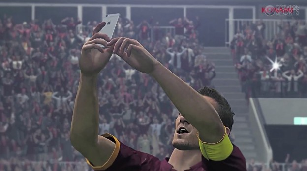 PES 2016 Screenshot #2 for PS4