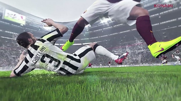 PES 2016 Screenshot #5 for PS4