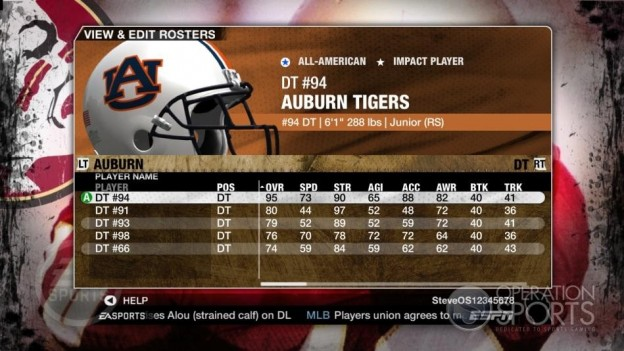 NCAA Football 09 Screenshot #649 for Xbox 360
