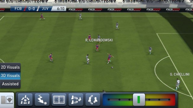 PES Club Manager Screenshot #3 for iOS