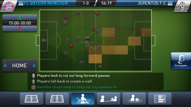 PES Club Manager Screenshot #4 for iOS