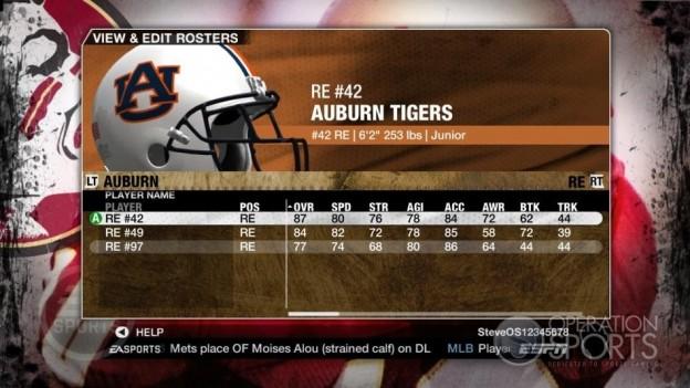 NCAA Football 09 Screenshot #650 for Xbox 360