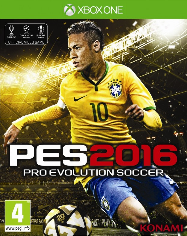 PES 2016 Screenshot #1 for Xbox One