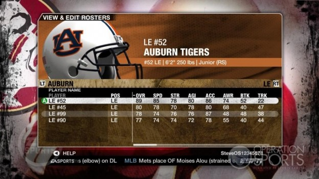 NCAA Football 09 Screenshot #651 for Xbox 360