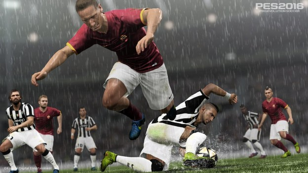 PES 2016 Screenshot #12 for PS4
