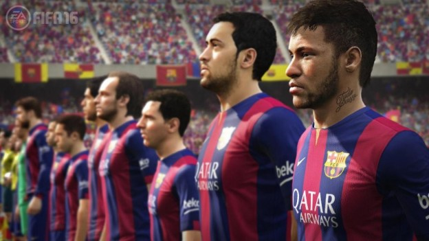 FIFA 16 Screenshot #11 for PS4