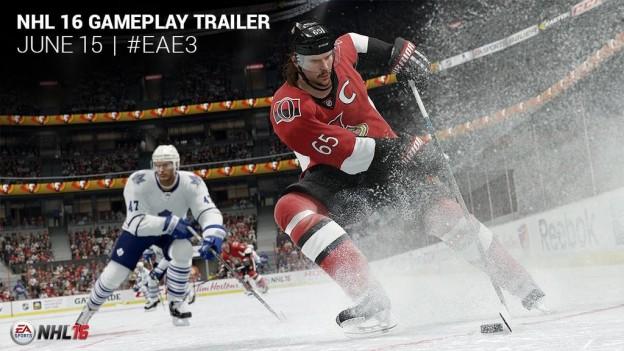 NHL 16 Screenshot #1 for Xbox One