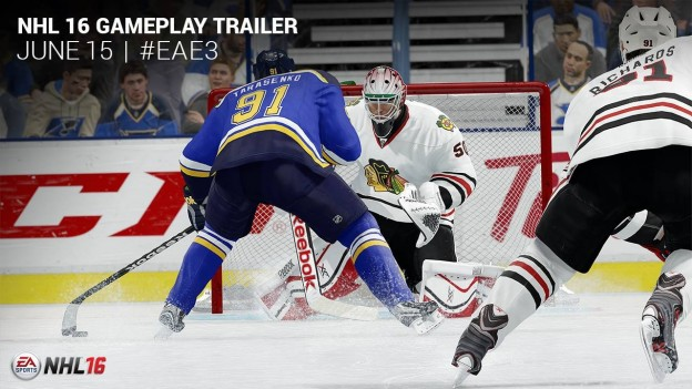 NHL 16 Screenshot #2 for Xbox One