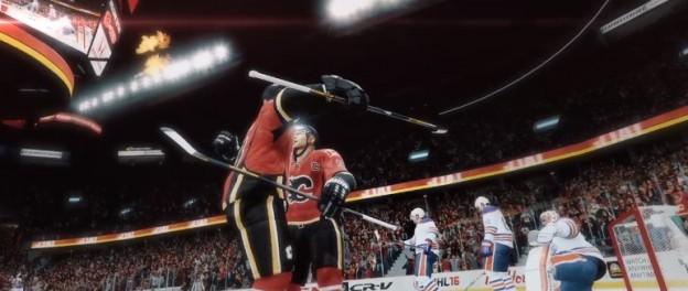 NHL 16 Screenshot #10 for PS4