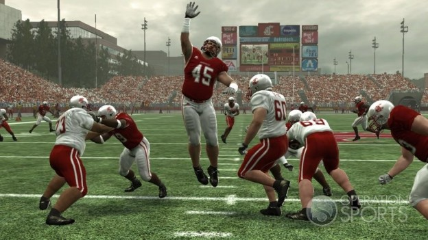 NCAA Football 09 Screenshot #655 for Xbox 360