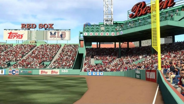 MLB 15 The Show Screenshot #216 for PS4