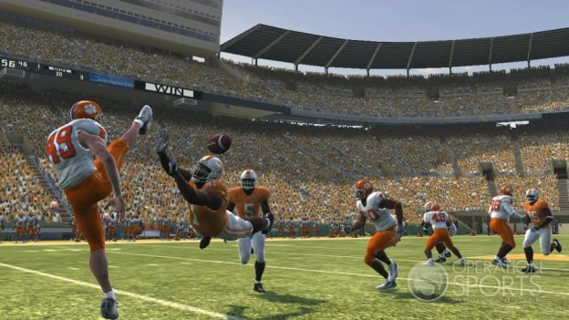NCAA Football 09 Screenshot #657 for Xbox 360