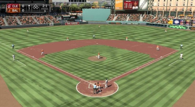 MLB 15 The Show Screenshot #230 for PS4