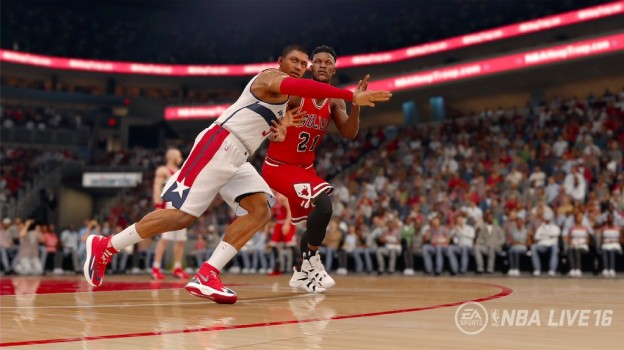 NBA Live 16 Screenshot #10 for Xbox One
