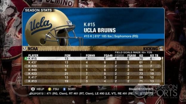 NCAA Football 09 Screenshot #665 for Xbox 360