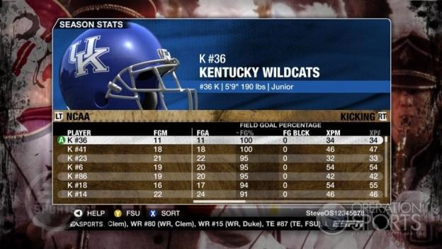 NCAA Football 09 Screenshot #667 for Xbox 360