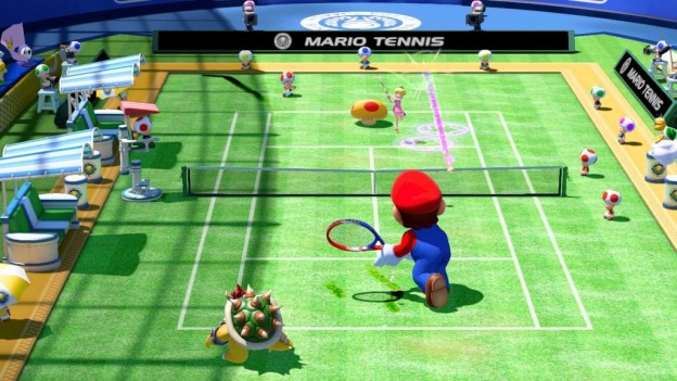 Mario Tennis: Ultra Smash Screenshot #1 for Wii U
