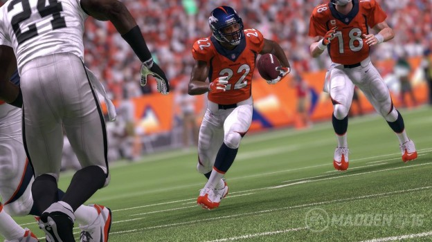 Madden NFL 16 Screenshot #77 for Xbox One
