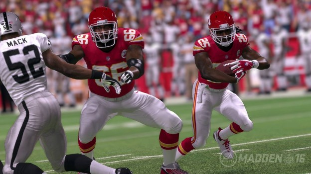 Madden NFL 16 Screenshot #78 for Xbox One