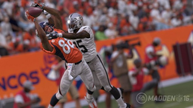 Madden NFL 16 Screenshot #81 for Xbox One