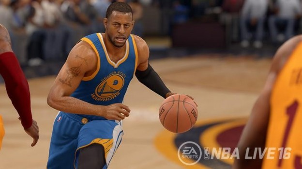 NBA Live 16 Screenshot #16 for PS4