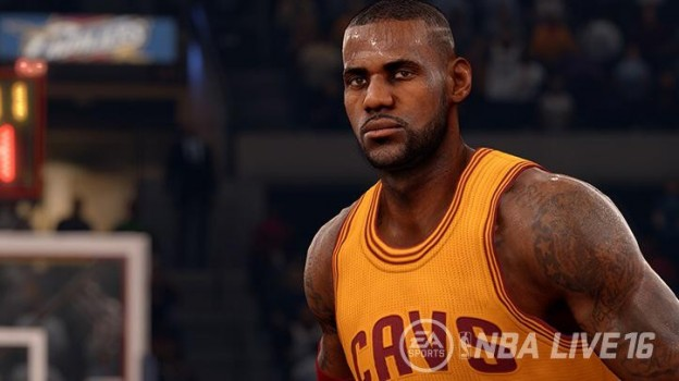 NBA Live 16 Screenshot #17 for PS4