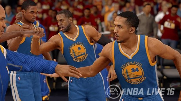 NBA Live 16 Screenshot #18 for PS4