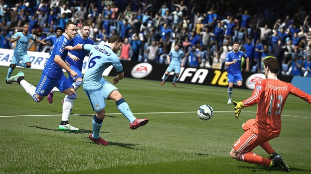 FIFA 16 Screenshot #16 for PS4