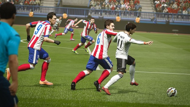 FIFA 16 Screenshot #14 for Xbox One