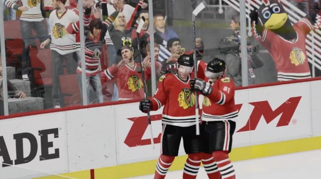 NHL 16 Screenshot #18 for PS4