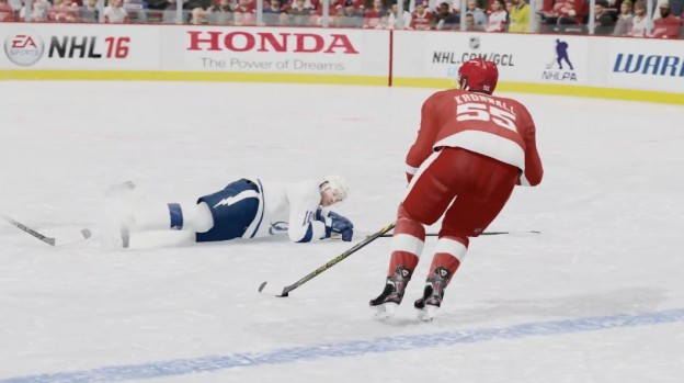 NHL 16 Screenshot #22 for PS4