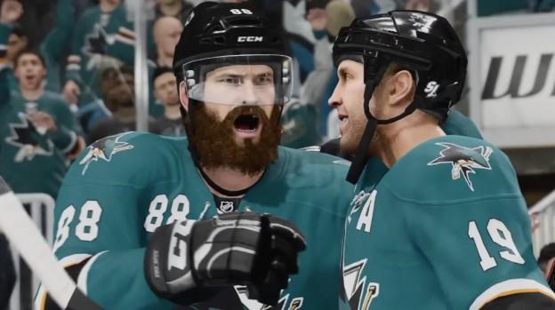 NHL 16 Screenshot #9 for Xbox One