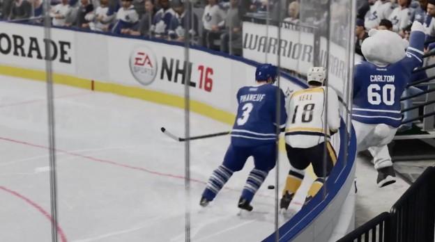 NHL 16 Screenshot #11 for Xbox One