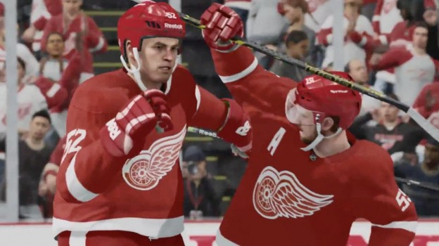 NHL 16 Screenshot #13 for Xbox One