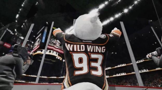 NHL 16 Screenshot #16 for Xbox One