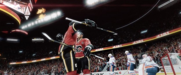 NHL 16 Screenshot #20 for Xbox One