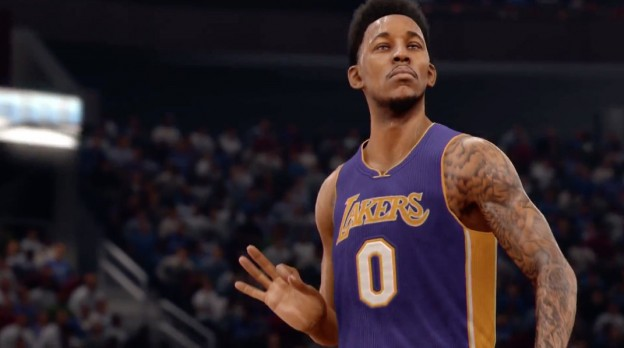 NBA Live 16 Screenshot #19 for PS4