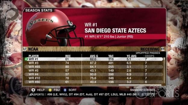 NCAA Football 09 Screenshot #679 for Xbox 360