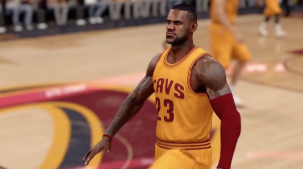 NBA Live 16 Screenshot #20 for PS4