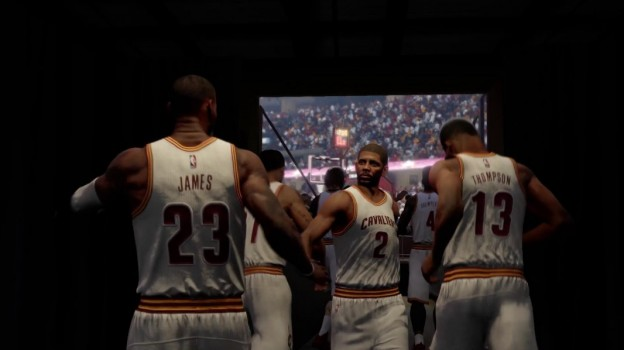NBA Live 16 Screenshot #21 for PS4