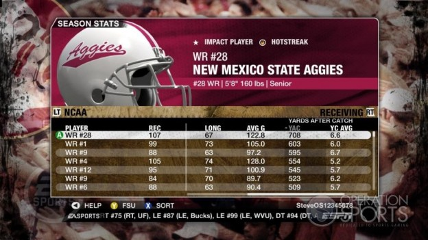 NCAA Football 09 Screenshot #680 for Xbox 360